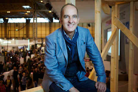 Media 10 - Ticket to the Grand Designs Live show - Save 42%