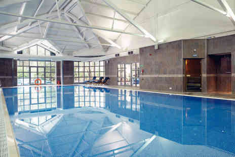 Macdonald Frimley Hall Hotel - Twilight spa evening including 25 minute treatment, spa access and a glass of Prosecco - Save 54%