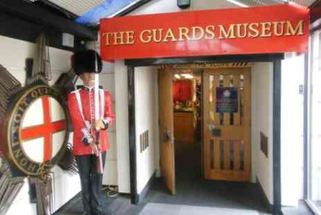 London top sight tours - Westminster Walking Tour and Guards Museum Entry Ticket - Save 0%