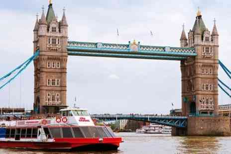 London top sight tours - South Bank Walking Tour and Thames River Cruise Ticket - Save 0%