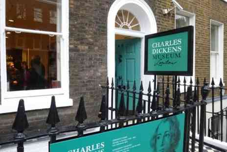 London top sight tours - South Bank Walking Tour and Charles Dickens Museum Tickets - Save 0%
