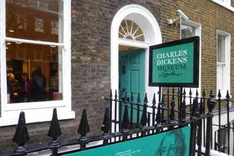 London top sight tours - Westminster Walking Tour and Charles Dickens Museum Ticket - Save 0%