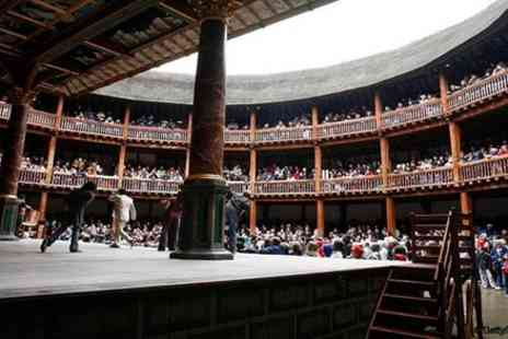 London top sight tours - South Bank Walking Tour and Shakespeares Globe Exhibition - Save 0%
