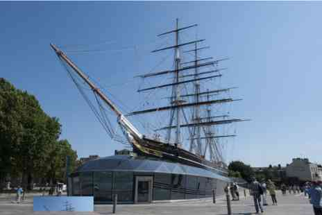 Rivington Greenwich - Family Visit to the Cutty Sark and Lunch - Save 0%