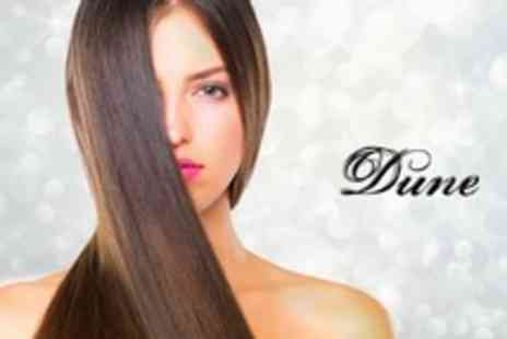 Dune Hairdressing - Brazilian Keratin Treatment With Cut - Save 71%