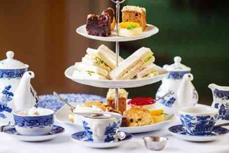 Grange Hotel - Sparkling afternoon tea for Two and swim - Save 48%