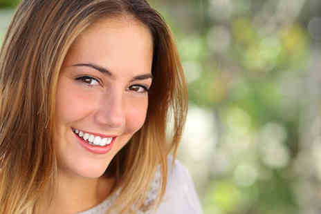 Dr Tetiana - One session of Zoom teeth whitening - Save 77%