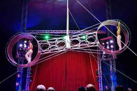 Planet Circus - Adult or childs ticket to a performance - Save 53%