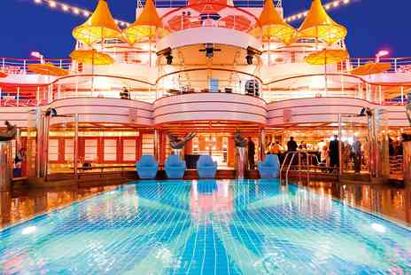 Cruise Nation - 12 Nights Med cruise with Balcony upgrade and Salou stay - Save 0%
