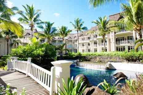 Southall Travel - Five star Mauritius suite week with flights & city tour - Save 0%