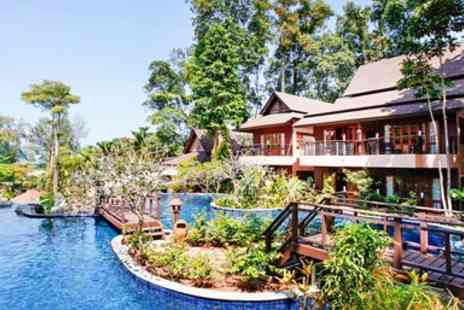 Southall Travel - Khao Lak deluxe Eight nights holiday with flights & breakfast - Save 0%