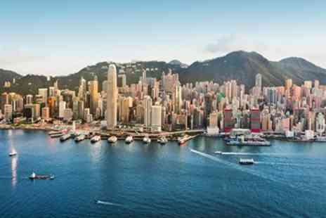 Away Holidays - Five Star Hong Kong break with flights & free kids place - Save 0%