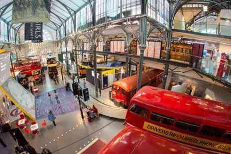 London top sight tours - South Bank Walking Tour and London Transport Museum Entry - Save 0%