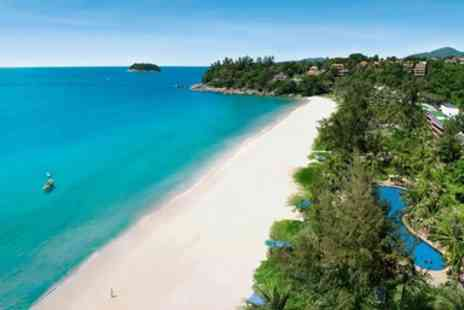 Away Holidays - Eight Nights Phuket holiday with flights and breakfast, kids stay free - Save 0%