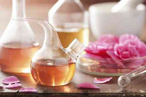 My Fragrance Factory - Three Hour Perfume Blending Class - Save 82%