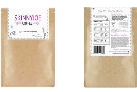 Skinny Joes - Skinny Joe Coffee Program Choose Two Month Supply - Save 75%