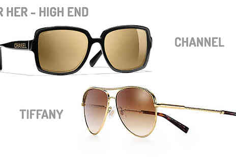 Brand Logic - Mystery Sunglasses Deal Choose Ray Ban, Tiffany, Ralph Lauren, Oakley, Channel, Dior and More - Save 0%