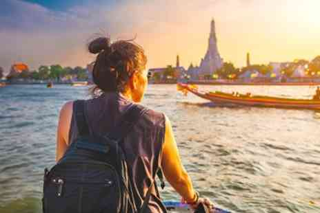 i Asia Thailand - 24 hour hop on, hop off sightseeing bus tour - Save 26%