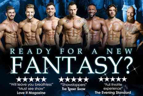 Forbidden Nights - Standing ticket show with bubbly cocktail, photos with the boys after the show and after party club entry - Save 35%