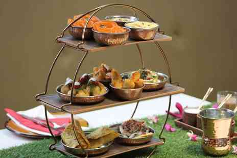 Park Grand Paddington Court - Your choice of a traditional, chocolate or Indian inspired afternoon tea for two people with a bottle of bubbly to share - Save 68%
