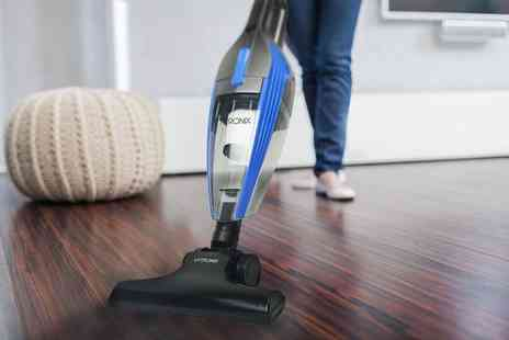 Direct Vacuums - Vytronix Two in One stick bagless vacuum cleaner - Save 75%