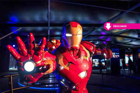 Alchemy Productions - Child ticket to Marvels Avengers S.T.A.T.I.O.N. - Save 49%