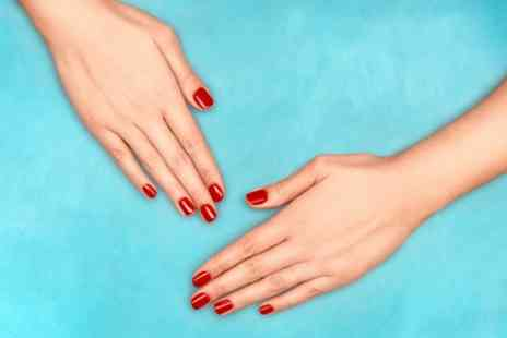 Navara Beauty - Spa Manicure, Spa Pedicure or Both - Save 36%
