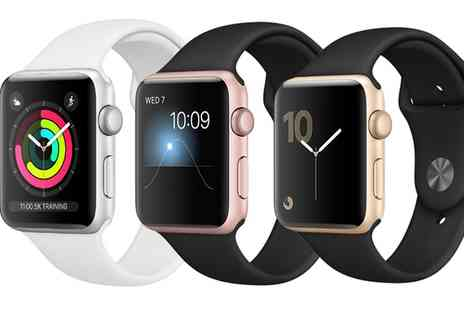 Ezy Gadgets - Refurbished Apple Watch Series 2 or 3, 38mm or 42mm With Free Delivery - Save 0%