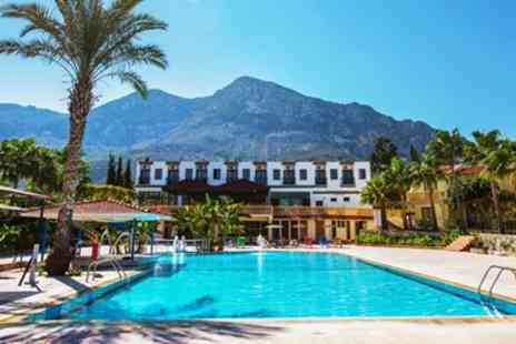 Cyprus Paradise - Seven Nights Kyrenia summer holiday with free half board upgrade & tour - Save 0%