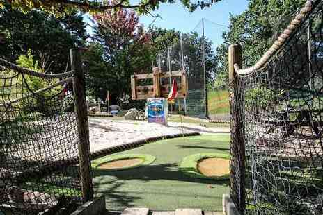 Captains Bay Adventure Golf - Nine holes of adventure golf for two people - Save 50%