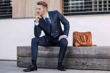 Zebel Bespoke - Two or Three Piece Made to Measure Suit with Optional Additional Trousers - Save 55%