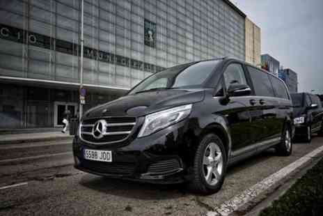 Europe Shuttle - Arrival Private Transfer Luxury Van Athens Piraeus Port to Athens City - Save 0%