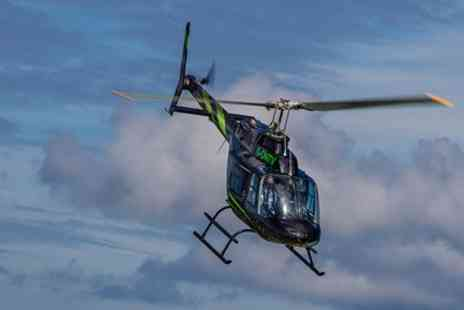 Northumbria Helicopters - Six Mile Helicopter Buzz Flight - Save 0%