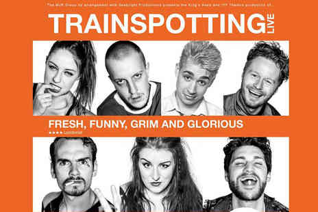 Seabright Productions - One general admission ticket to see Trainspotting Live - Save 41%