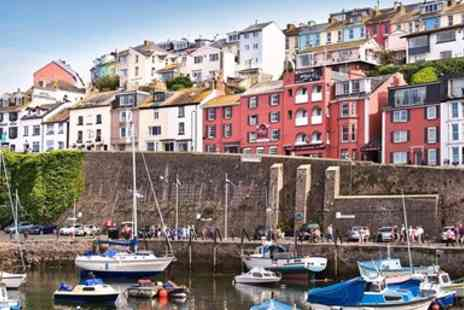 The Quayside Hotel - AA Rosette dinner for 2 with harbour views - Save 54%