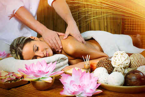 Beyoutiful - 90 minute package including four treatments and a glass of bubbly - Save 52%