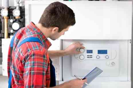 Smart Sure - Boiler Service with Optional Insurance or Plumbing Insurance - Save 61%