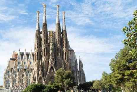 Europe Shuttle - Barcelona by yourself with English Chauffeur - Save 0%