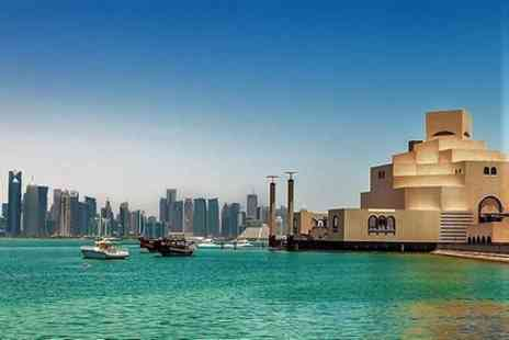Europe Shuttle - Doha By Yourself with English Chauffeur by Luxury or Sedan Car - Save 0%