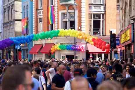 CityUnscripted - Sohos Lgbtq Scene Discover Londons Party Capital By Night - Save 0%