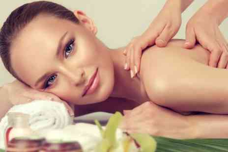 The Beauty Rooms - Choice of 60 Minute Massage, 30 or 60 Minute Four Handed Massage - Save 37%