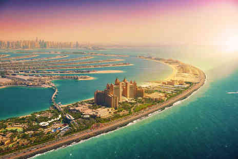 Weekender Breaks - Three nights luxury Dubai holiday with return flights - Save 38%