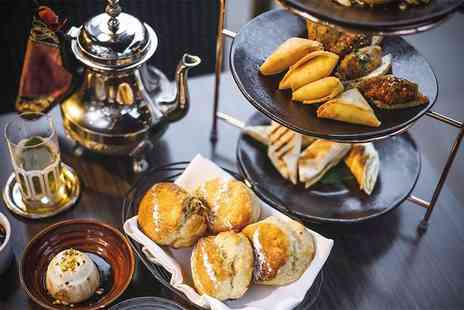 Mamounia Lounge - Arabian afternoon tea for two people - Save 53%