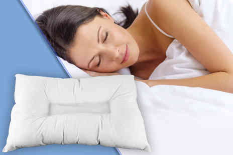 Direct Warehouse - Anti snore pillow - Save 83%