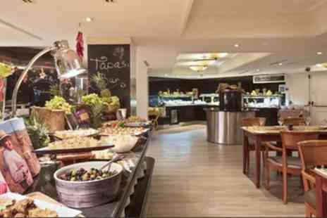The Place Easy Food and Bar - All You Can Eat Spanish Buffet with Sangria for Up to Four - Save 31%