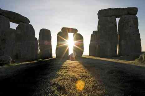 Lion Tours - Stonehenge inner circle tour from Bath with guided landscape walk - Save 0%