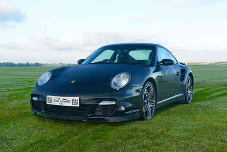 Supercar Test Drives - Three lap Porsche driving experience on a weekday - Save 77%