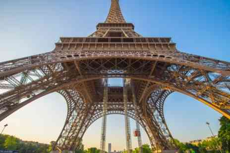 Hotel de l Exposition Tour Eiffel - Double Room for Two with Breakfast Buffer - Save 48%
