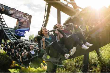Thorpe Park Resort - Visit and Lunch for Two Adults - Save 0%