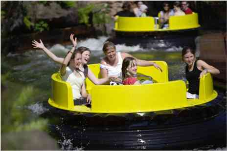Alton Towers Resort - Family Visit with Lunch for Two Adults and Two Children - Save 0%